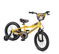 """Schwinn Boy's Scorch Bicycle, 16"""", Yellow"""