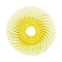 Scotch-Brite Radial Bristle Disc Thin Bristle, Cubitron