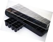 Seed Starter Germination Station Complete Kit w/ Dome,  72