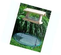 SONGBIRD ESSENTIALS SEIA30024 Seed Hoop Seed Catcher &