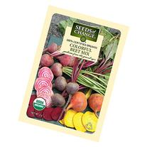 Seeds of Change Certified Organic Beet Mix, Colorful - 2