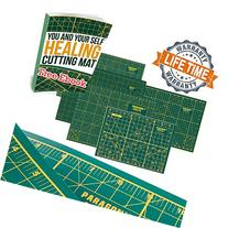 Self Healing Cutting Mat Double Sided with Grids and Angles