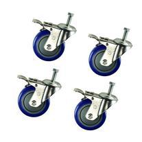 Service Caster SCC-TSTTL20S414-PPUB-121315-BLUE-4 Total Lock