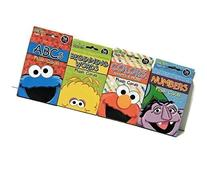 Sesame Street Educational Flash Cards for Early Learning.