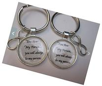 Set of 2 You are my person You will always be my person off