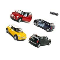 "Set of 4: 5"" Mini Cooper 1:28 Scale"
