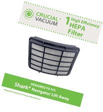 Crucial Vacuum Shark HEPA Filter Designed To Fit Shark