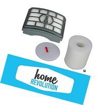 Shark NV500 Home Revolution Brand Replacement Foam & Felt,