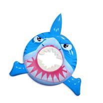 Shark Swim Ring for Pool Time Fun