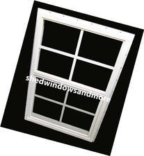 "Shed Window 18"" X 27"" White J-channel Mount, Storage Shed ,"
