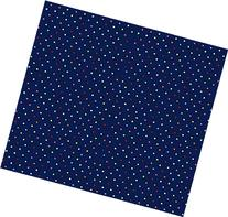 SheetWorld Fitted Portable / Mini Crib Sheet - Primary