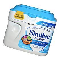 Similac, Advance, Infant Formula with Iron, Stage 1, 1.45 lb