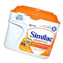 Similac, Sensitive, Infant Formula with Iron, Birth to 12
