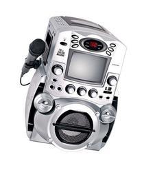 Singing Machine 5.5 TV Monitor Karaoke System with Lyrics