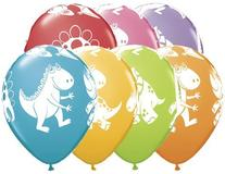 """Single Source Party Supplies - 11"""" Cute & Cuddly Dinosaurs"""