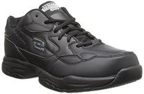 Skechers for Work Men's Felton Walking Shoe, Black, 12 M US