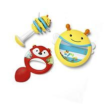 Skip Hop Explore and More Musical Instrument Set, Multi