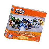 Skylanders Giants Panoramic Puzzle 150-Pc - 4 Characters by