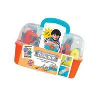 Small World Toys Living - Little Handyman's Tool Box 17 Pc.