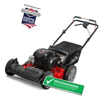 "Snapper 21"" Self Propelled Gas Mower with Side Discharge,"