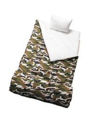 SoHo Kids Collection, Camouflage Sleeping Bag