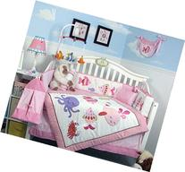 SoHo The Sea Sweetie Baby Crib Nursery Bedding Set 14 pcs