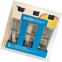 SodaStream 1L Carbonating Bottle Gray  Brand: SodaStream