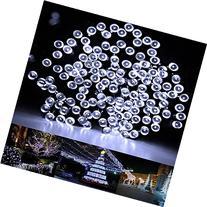 Solar Christmas String Lights Solarmks 200 LED 72ft Outdoor