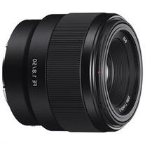 Sony - 50 mm - f/1.8 - Fixed Focal Length Lens for Sony E -
