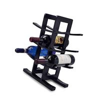 Sorbus Bamboo Wine Rack – Holds 12 Bottles of Your