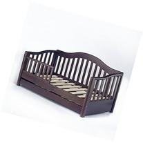 Sorelle Grande Toddler Bed, Espresso