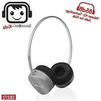 SoundBot® for Kids SB272 Volume-IQ Technology 85dB Safe for