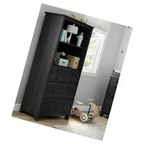 South Shore Little Smileys Shelving Unit with Drawers, Gray