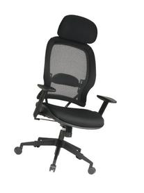 Space : Space Air Grid Series High-Back Chair with Headrest