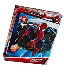 Spiderman Floor Puzzle 46 Count, styles will vary
