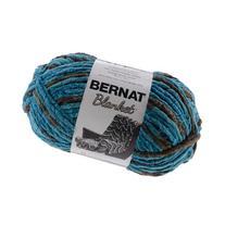 Bernat Blanket Big Ball Yarn, Mallard Wood, Single Ball