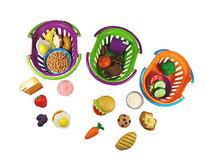 Sprouts Breakfast Lunch & Dinner Play Food Set