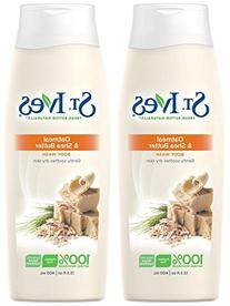 St. Ives Body Wash - Oatmeal & Shea Butter - 13.5 oz