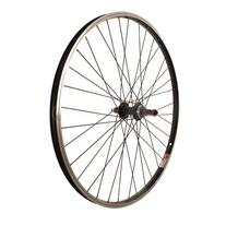 Sta-Tru Black ST1 36H Rim Rear Wheel