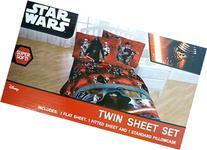 Disney Star Wars Ep7 Millennium Falcon 3 Piece Twin Sheet