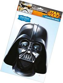 Darth Vader Paper Cardboard Face Mask