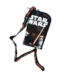 "Star Wars ""The Force Awakens"" Storm Trooper Keychain Lanyard"