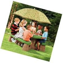 Step2 Picnic Table with Umbrella