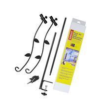 Stokes Select Bird Feeder Metal Deck Pole Kit with Two