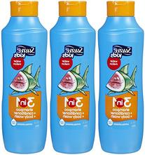 Suave Kids 3 in 1 Shampoo, Wacky Melon, 22.5 Oz