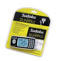 Sudoku for Dummies Electronic Game Hand Held