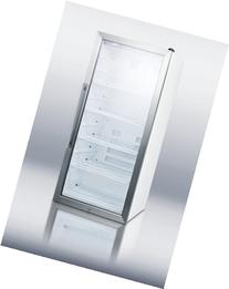 Summit SCR1005 Beverage Refrigeration, Glass/White