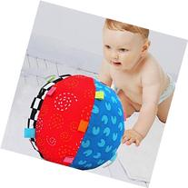 Sunrise Bell Cloth Ball Toys Gift for Kids/Baby/Infant