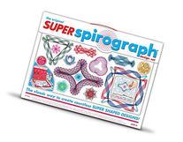 Super Spirograph 75-piece Jumbo Kit