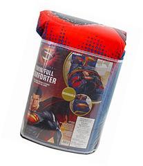 "Superman Movie ""Man of Steel"" Twin / Full Comforter ~"